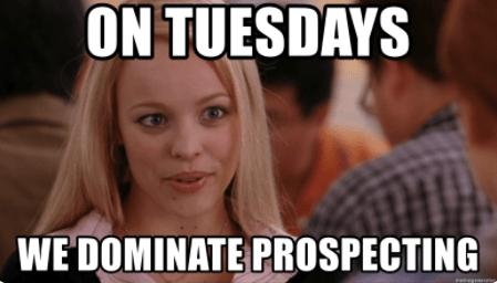 On Tuesdays Meme