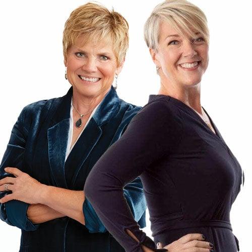 Deb Erickson And Shellie Sullivan