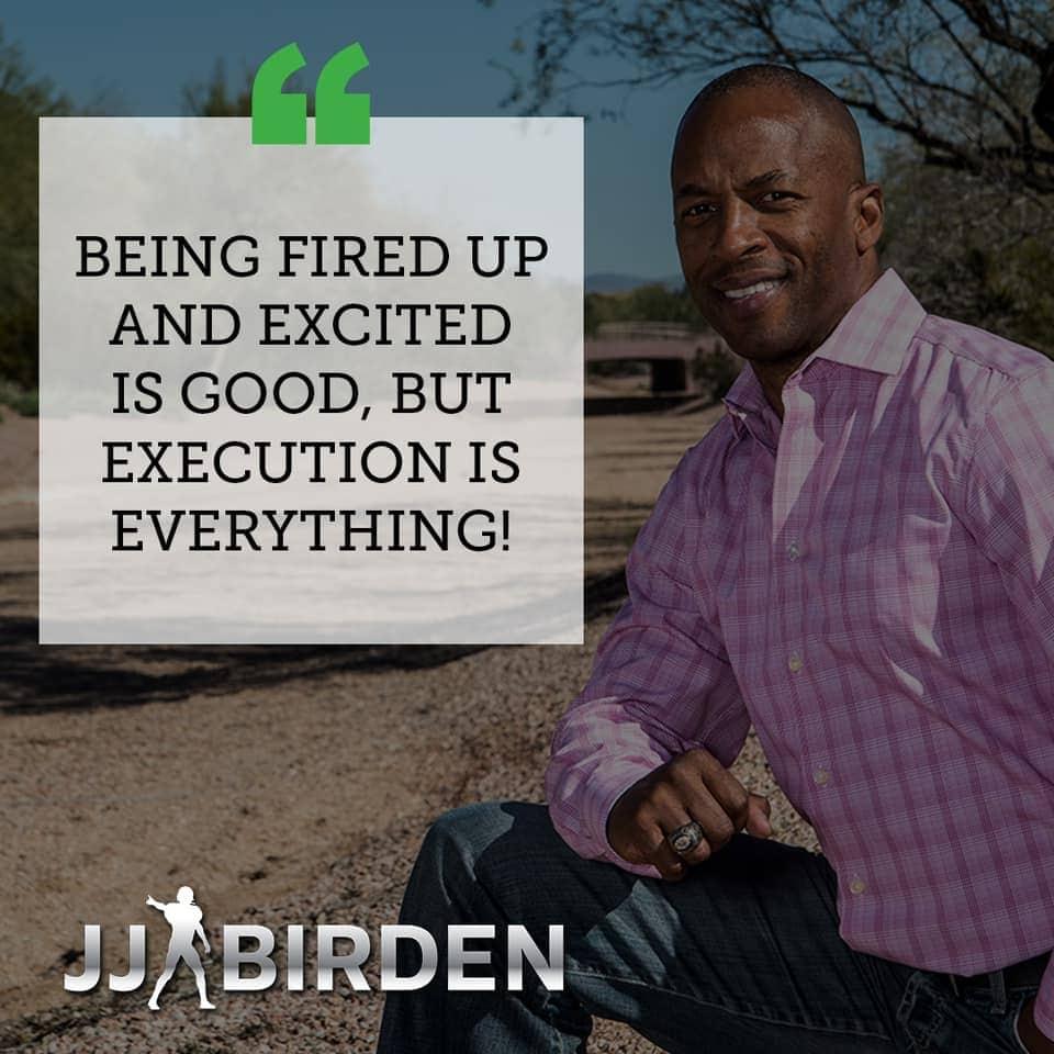 JJ Birden Inspiration