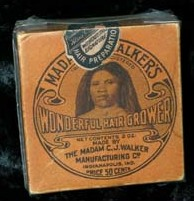 The Childrens Museum Of Indianapolis Madame C J Walkers Wonderful Hair Grower