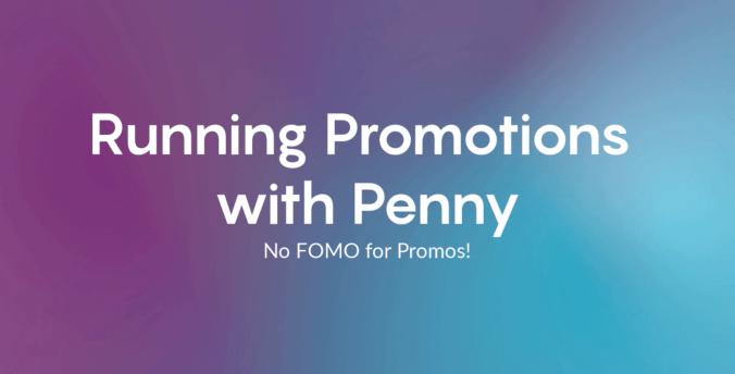 Pennyverse Running Promotion