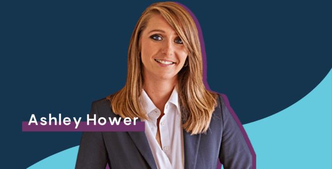 Ashley Hower Blog Header