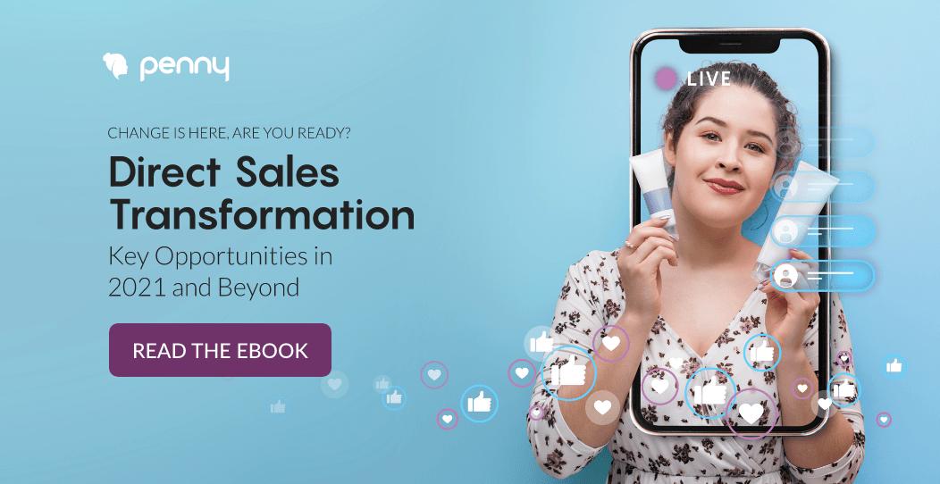 Direct Sales Transformation Ebook